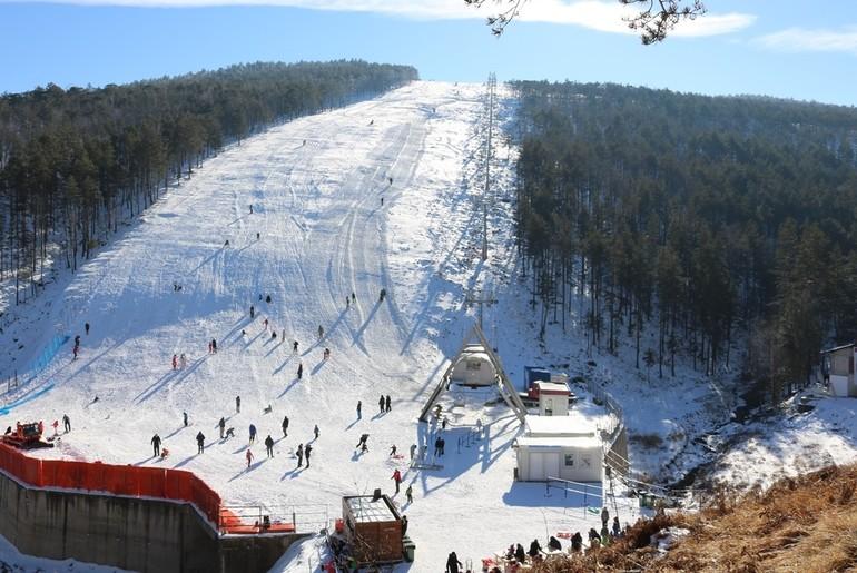 Ski staza Crni vrh